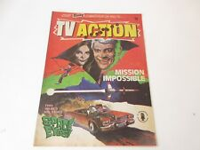 TV Action (Countdown) comic # 119, May 26th 1973 Fine,+ Doctor Who,