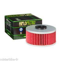 Filtre à huile Hiflofiltro HF144 Yamaha XJ650 LH Midnight   XJ600 (51H,51J)