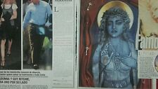 Madonna lot spanish clippings