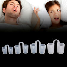 4pcs Silicone Anti Snore Nasal Dilators Apnea Aid Device Stop Snoring Nose Clip4
