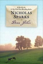 Dear John by Nicholas Sparks (2006, First Edition Hardcover)