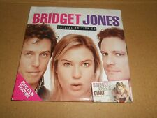 Bridget Jones Special Edition Soundtrack CD & Docu Video in card slipcase