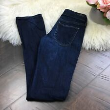 CoH Citizens of Humanity Jeans Ava Low Rise Straight Leg Women's Size 26