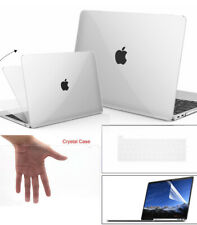 """For 2020 Macbook Pro 13.3"""" Retina A2289 A2251 Clear Hard Shell Cover Skin Case"""