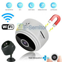 1080P Wireless WiFi CCTV In/Outdoor HD MINI Spy IP Camera Home Security IR Cam