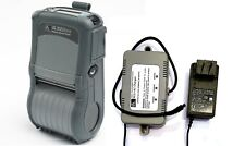 Zebra QL 320 Plus Network Thermal Printer Q3D-LUGA charger costs extra