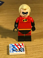 Lego - DISNEY Minifigures - Mr Incredible -  NEW -  71012 - RARE - retired