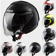 LS2 OF573 Twister Urban Touring Road Motorcycle Bike Scooter Open Face Helmet