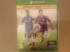 FIFA 15 XBOX ONE - ULTIMATE TEAM EDITION - BRAND NEW AND SEALED