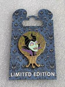 Disney WDI Haunted Mansion Maleficent as Leota Crystal Ball LE 300 Cast Pin