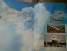 PAKISTAN INTERNATIONAL AIRLINES PIA ISSUED FOLDER ENVELOPES AEROGRAMME & MORE