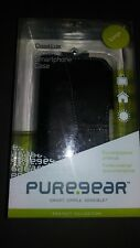 PureGear CaseLux Universal Horizontal Smartphone Case iPhone SE 5s Black