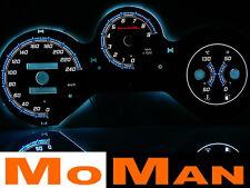 FIAT BARCHETTA plasma tacho glow gauge shift plasma dials gauges INDIGLO dash