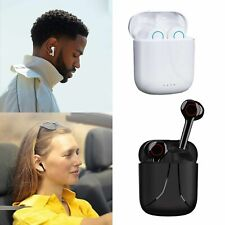Bluetooth Headset Wireless Earbuds Earphones in-Ear Headphones iPhone Android LG