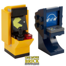 LEGO Arcade Machines - Pac Man / Frogger - Classic Retro Games - NEW