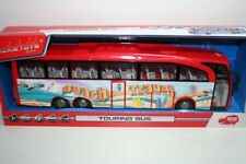 Dickie 203745005 - Toys City - Touring Bus - Beach Travel (Ca. 30cm) - Neu