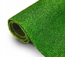 Kunstrasen Rasenteppich grün Balkon Garten meterware LONDON 14mm 2m 4m Breite