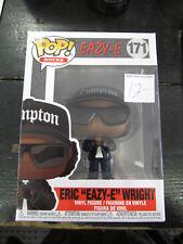 Funko Pop! Rocks Eric Easy-E Wright #171 New In Box Gangsta N.W.A West Coast Rap