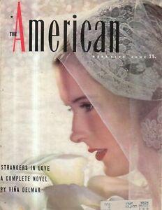 1940 American June - Ted Williams; Fortune Teller in Denver; Granville IL Swap