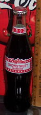 1992 DOLLYWOOD SHOWSTREET PREMIER 12 OUNCE GLASS  COCA - COLA BOTTLE