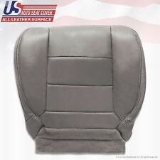 2002-2007 Ford F250 F350 Lariat EXTENDED CAB Passenger Bottom Leather Seat Cover