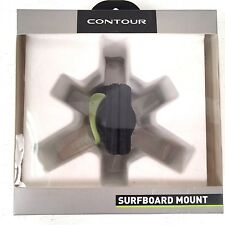 NEW Contour 3555 Surfboard Mount + EXTRA BASE surf wakeboard camera waterproof