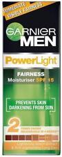10GARNIER MEN POWER WHITE INTENSIVE FAIRNESS MOISTURIZER CREAM SPF-15 (20 gm) FS
