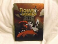 Rogue Legacy Collector's Edition w/ Steelbook PC 2016 Gametrust Indiebox