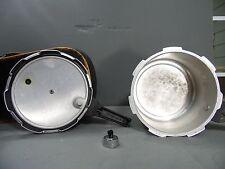 Presto Pressure Cooker Vintage 01360 EUC 6 QT STAINLESS STEEL USA