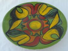 More details for poole delphis charger by cynthia bennett - marked 54 - 41cm diameter