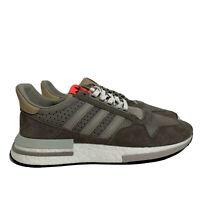 Adidas Originals ZX 500 RM Shoes BD7859 Simple Light Brown White Men Size 11.5