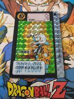 ⭐DRAGON BALL Z HONDAN DP DBZ CARTE CARD PRISM CARDDASS BANDAI 1991 295 JAPAN🎌⭐
