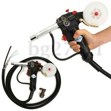 Push Pull Aluminum Torch Spool Gun Gas Shielded Welding Gun + 3M Lead