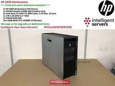 HP Z820 Workstation  2x E5-2697V2 2.70GHz  256GB  1TB HDD 256GB SSD Quadro K5000