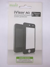 NEW moshi iVisor AG Advanced Screen Protector for iPod Touch (4th gen.) Black