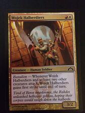 4 Wojek Halberdiers ~ Gold Gatecrash Mtg Magic Common 4x x4