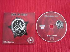 CD 6 TITRES ROCK EN SEINE 2005 FLYING POOH HOPPER SAYAG JAZZ MACHINE