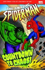 The Amazing Spider-Man: Countdown to Chaos by Various Paperback Book The Fast