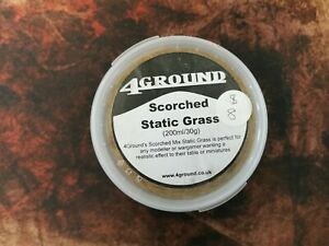 4Ground Scorched Static Grass