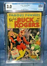 FAMOUS FUNNIES #209 CGC 3.0 EASTERN COLOR COMICS 1953 FRANK FRAZETTA COVER ART