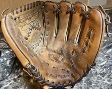 """Easton NE 125 Baseball Glove Mitt Natural Elite Steer hide 12.5"""" RHT Used"""