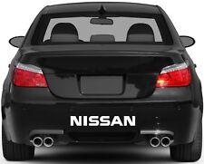 ADESIVI Paraurti Posteriore Si Adatta Nissan Navara grafica Premium Qualità YN67