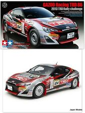 GAZOO RACING TRD 86 2013 Toyota Gt 86 Gt86 Tamiya 24337 1/24 Model Kit New Nuovo