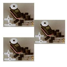 NEW Hitec HS-85BB Micro Servo X3