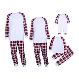 Festive Family Matching Adult Christmas Pyjamas Xmas Nightwear Pajamas PJs Sets