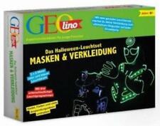 GEOlino Das Halloween-Leuchtset Masken und Verkleidung (Experimentierkasten)