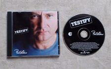 "CD AUDIO MUSIQUE / PHIL COLLINS ""TESTIFY"" 12T CD ALBUM COPY PROTECTED 2002 ROCK"