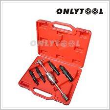 Blind Hole Bearing Puller Slide Hammer Gear 5PC Removal Install Tool Pilot Auto