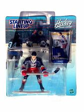 STARTING LINEUP WAYNE GRETZKY ACTION FIGURE NHL NEW YORK RANGERS 1999-2000