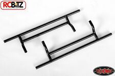 Tough Armor Side Single Bar Sliders for Trail Finder 2 TF2 RC4WD Rock Rails